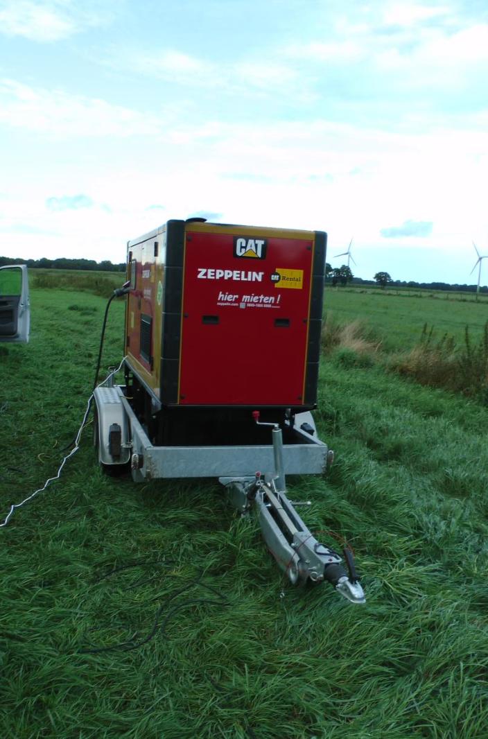 Field set-up (2)