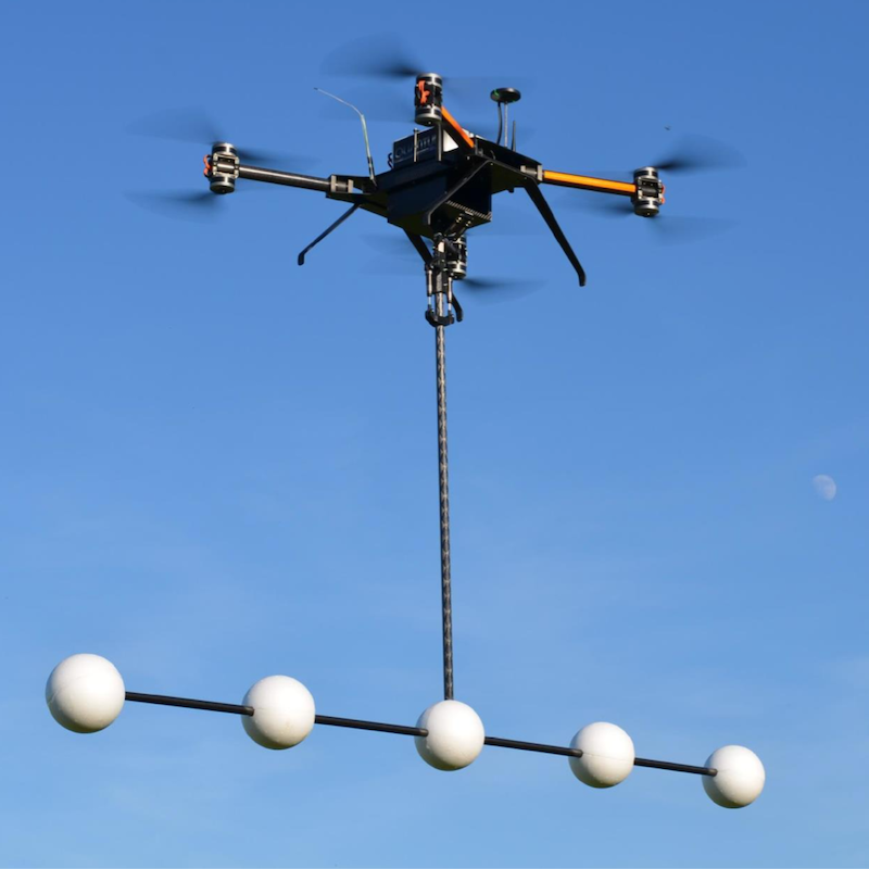 Drone Magnetic - Pentamag